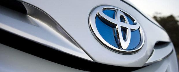 Toyota ar putea rata tinta de productie pe acest an