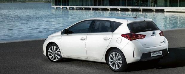 Toyota Auris aleasa din nou cea mai fiabila masina din segmentul sau