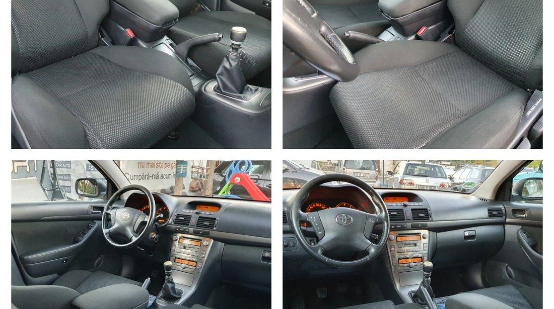 Toyota Avensis 2.2 d-4d 2005