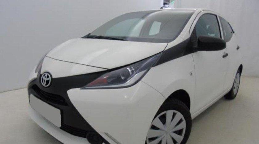 Toyota Aygo 1.0 MPI 69 CP 2016