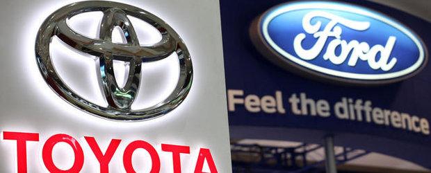 Toyota, cel mai 'verde' brand auto in 2013