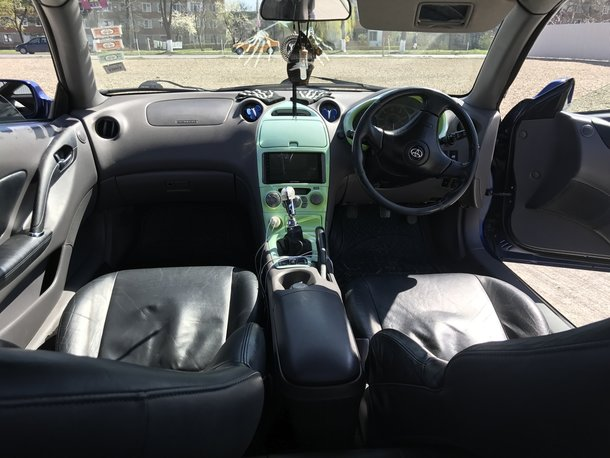 Toyota Celica 1.8 vvti 2001