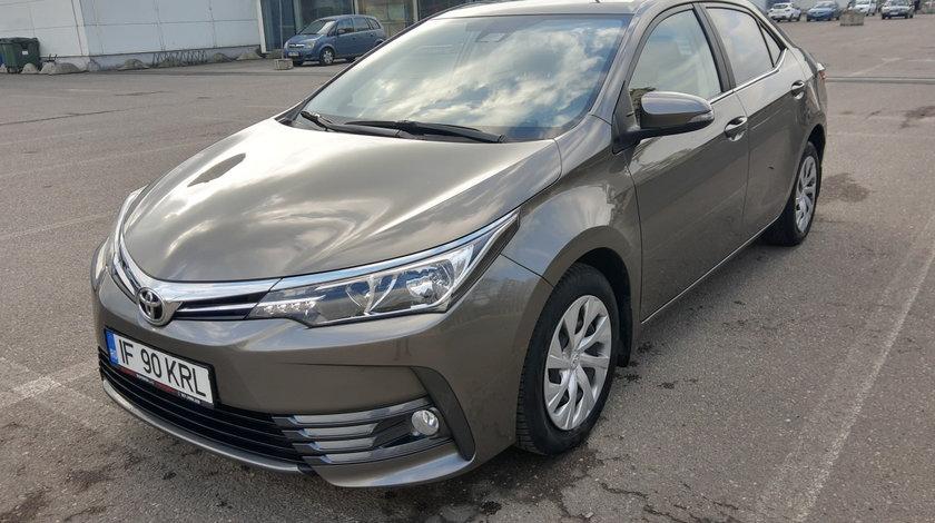 Toyota Corolla 1,4 D4D 2018