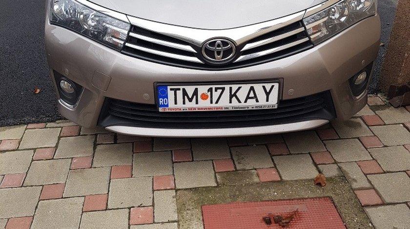 Toyota Corolla 1,6 valvematic 2015