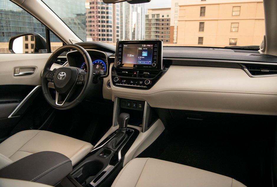 Toyota Corolla Cross - Galerie foto