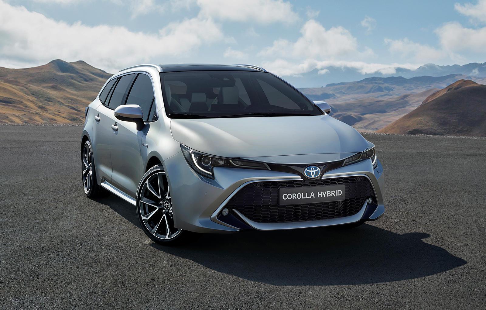 Toyota Corolla Touring Sports - Toyota Corolla Touring Sports