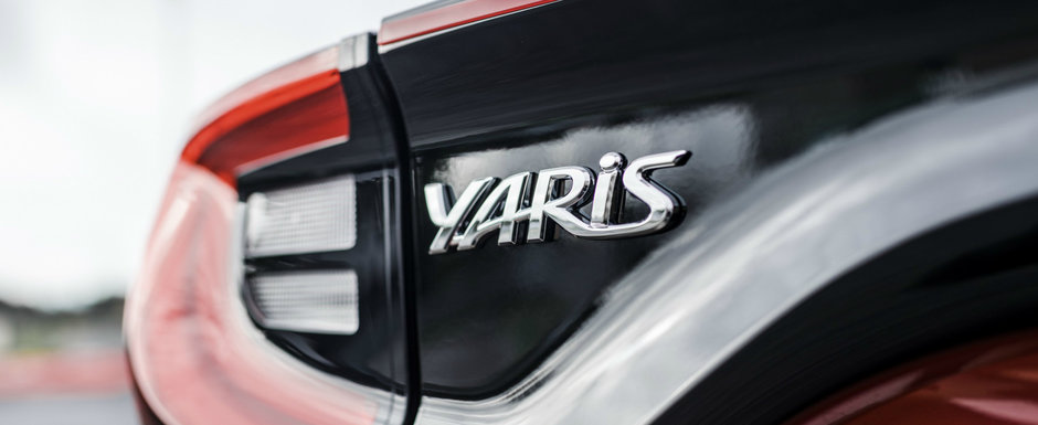 Toyota crede ca noul Yaris arata mai bine decat VW Polo si publica o GALERIE FOTO sa te convinga si pe tine