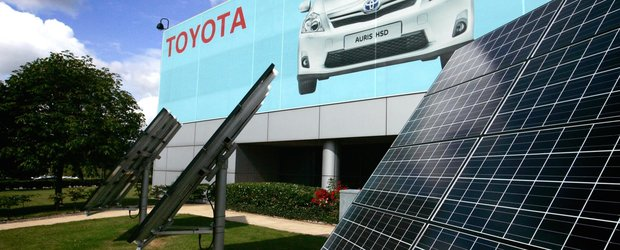Toyota, declarat cel mai verde brand in Europa