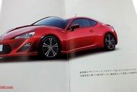 Toyota FT-86 - Noi imagini