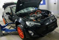 Toyota GT86 electrica