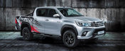 Toyota Hilux celebreaza 50 de ani de indestructibilitate cu editia speciala