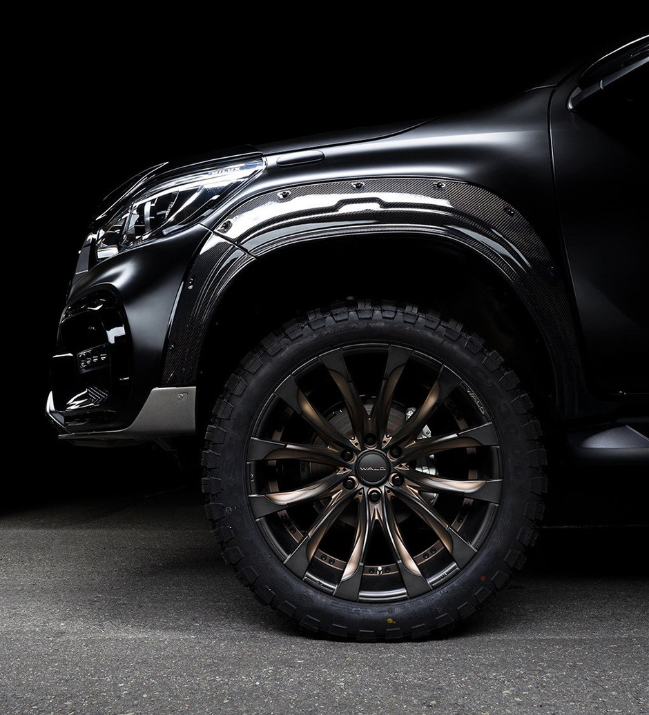 Toyota Hilux Wald International