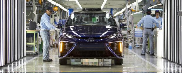 "Toyota, Honda si Mazda au finalizat investigatiile: ""Componentele utilizate de la Kobe Steel indeplinesc normele de siguranta"""