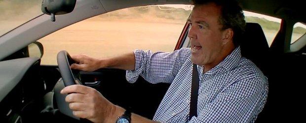 Toyota ii multumeste lui Jeremy Clarkson pentru activitatea sa