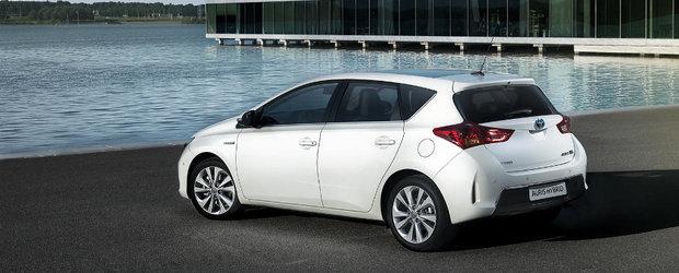 Toyota isi prezinta planurile de a cuceri Europa, unde scandalul Dieselgate a lasat urme adanci