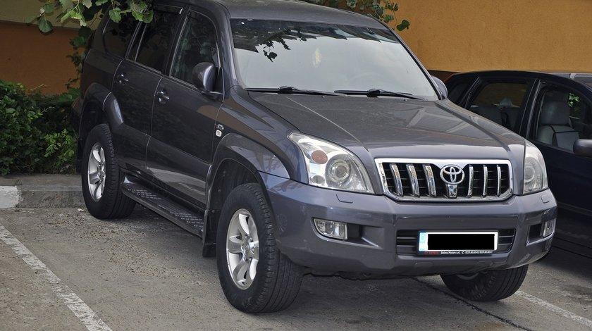 Toyota Land Cruiser 3.0 D4D 2007