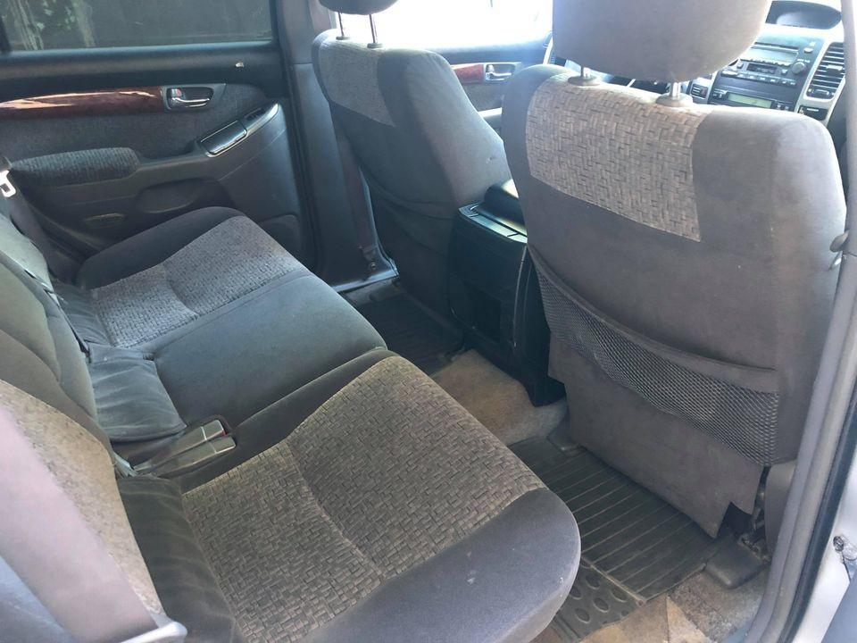Toyota Land Cruiser 3.0D 2005