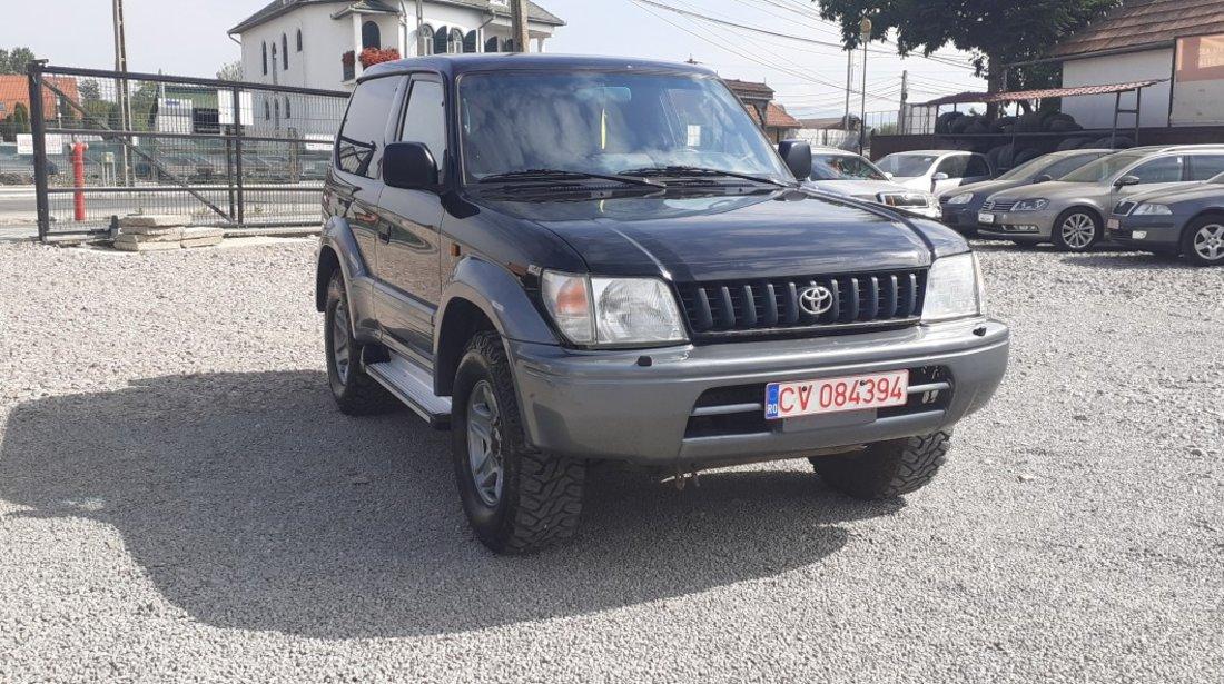 Toyota Land Cruiser 3.4 i 1997