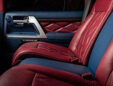 Toyota Land Cruiser cu scaune de Seria 7