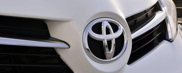 Toyota lanseaza o platforma modulara in 2015