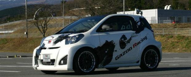 Toyota lucreaza la un nou motor turbo