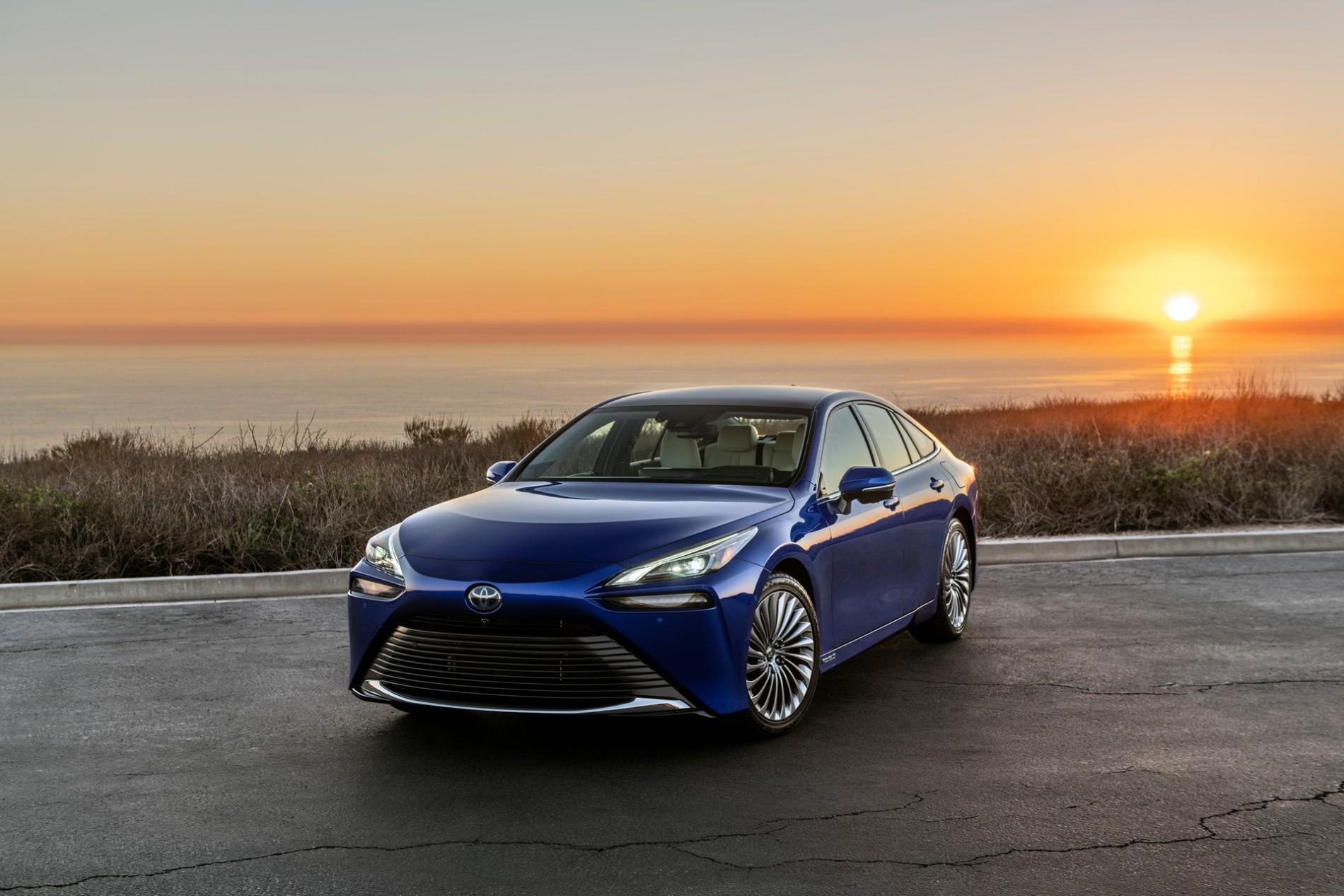 Toyota Mirai - Poze noi - Toyota Mirai - Poze noi