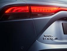 Toyota Mirai - Versiunea Europeana