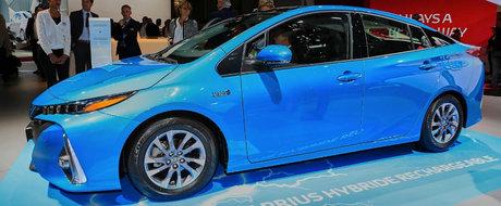 Toyota ne inchide gura cu noul Prius. Tinta este un consum de 1 litru/100km