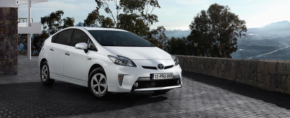 Toyota, peste 5 milioane de autovehicule hibride vandute
