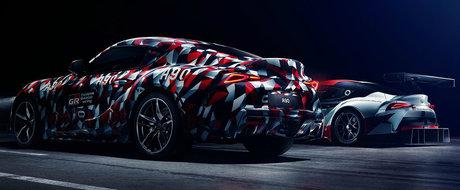 Toyota pune capat tuturor zvonurilor si confirma motorizarea noii SUPRA