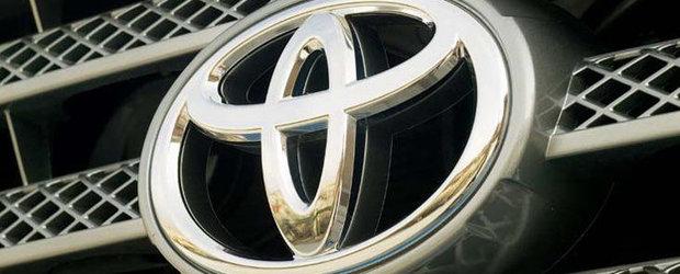 Toyota raporteaza o crestere a profitului net de 250 de ori
