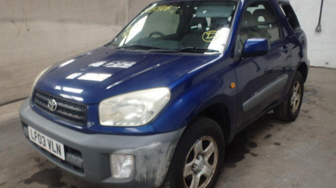 Toyota RAV-4 1.8 2003
