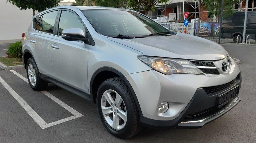 Toyota RAV-4 2.0 diesel 2014