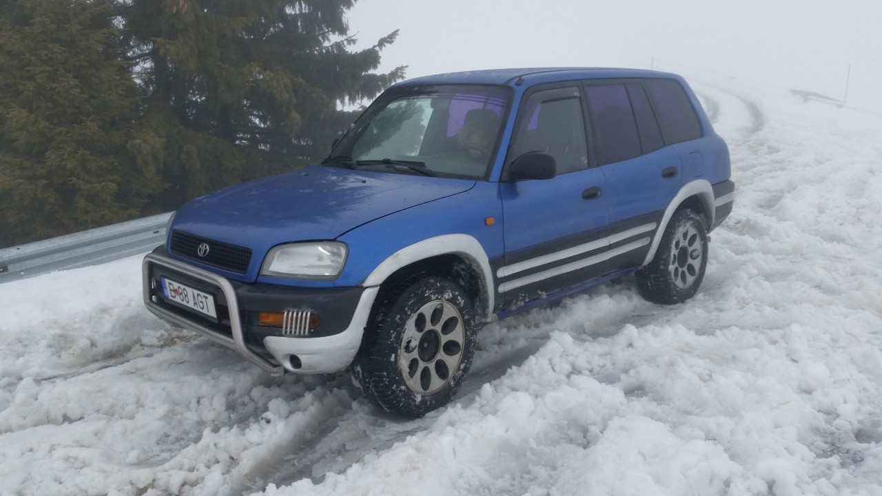 Toyota RAV-4 2.0 GPL 1997