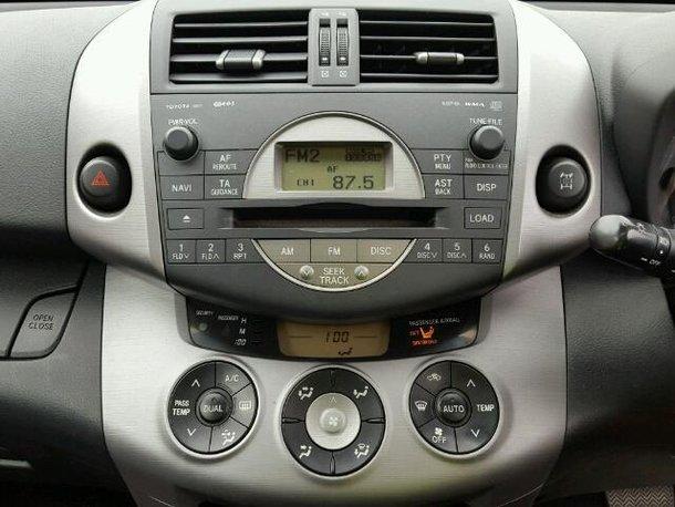 Toyota Rav 4 anul 2007 motor 2.0