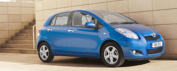 Toyota recheama in service 185.000 de masini