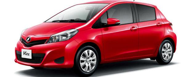 Toyota recheama in service 7,4 milioane de unitati Vitz, Yaris si Corolla