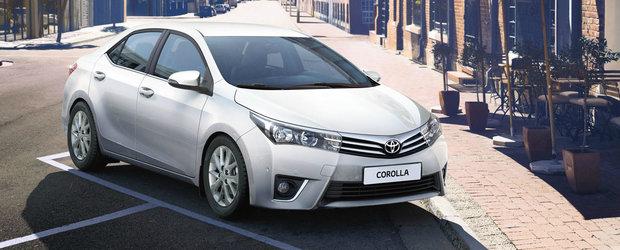 Toyota recheama in service peste 1.400 de masini vandute in Romania. Vezi care sunt modelele afectate