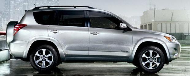 Toyota recheama in service peste 4.700 de unitati RAV4 si Avensis