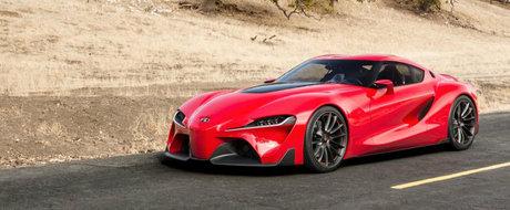 "Toyota reinvie numele ""Supra"". Noua masina va fi produsa, cel mai probabil, incepand cu anul 2018"