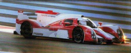 Toyota revine la Le Mans. Prima poza cu masina de curse a japonezilor