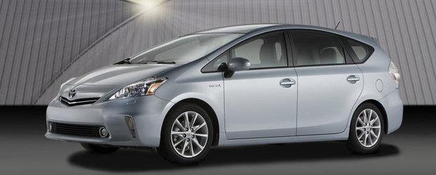 Toyota si Honda, cele mai eco marci in viziunea consumatorilor