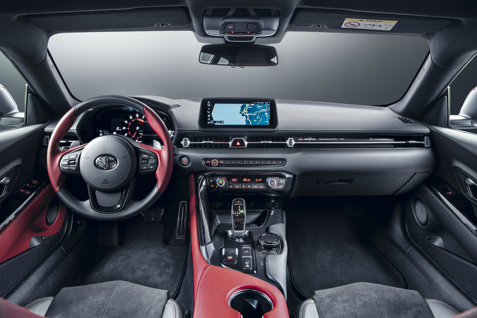 Toyota Supra 2.0 turbo