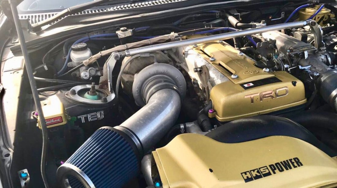 Toyota Supra 2JZ biturbo 1995