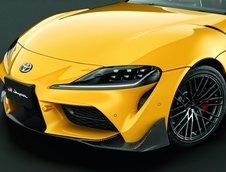 Toyota Supra cu pachet TRD