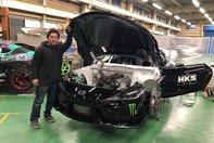 Toyota Supra Daigo Saito