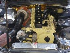 Toyota Supra diesel