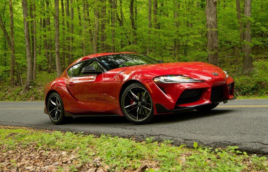 Toyota Supra - Galerie Foto