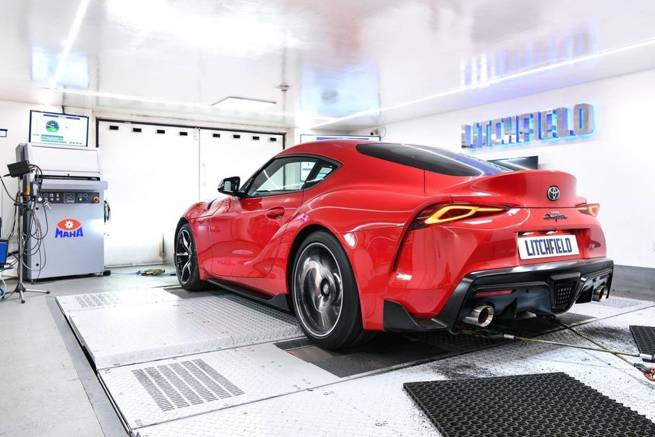 Toyota Supra Litchfield Motors