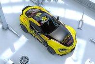 Toyota Supra Papadakis Racing